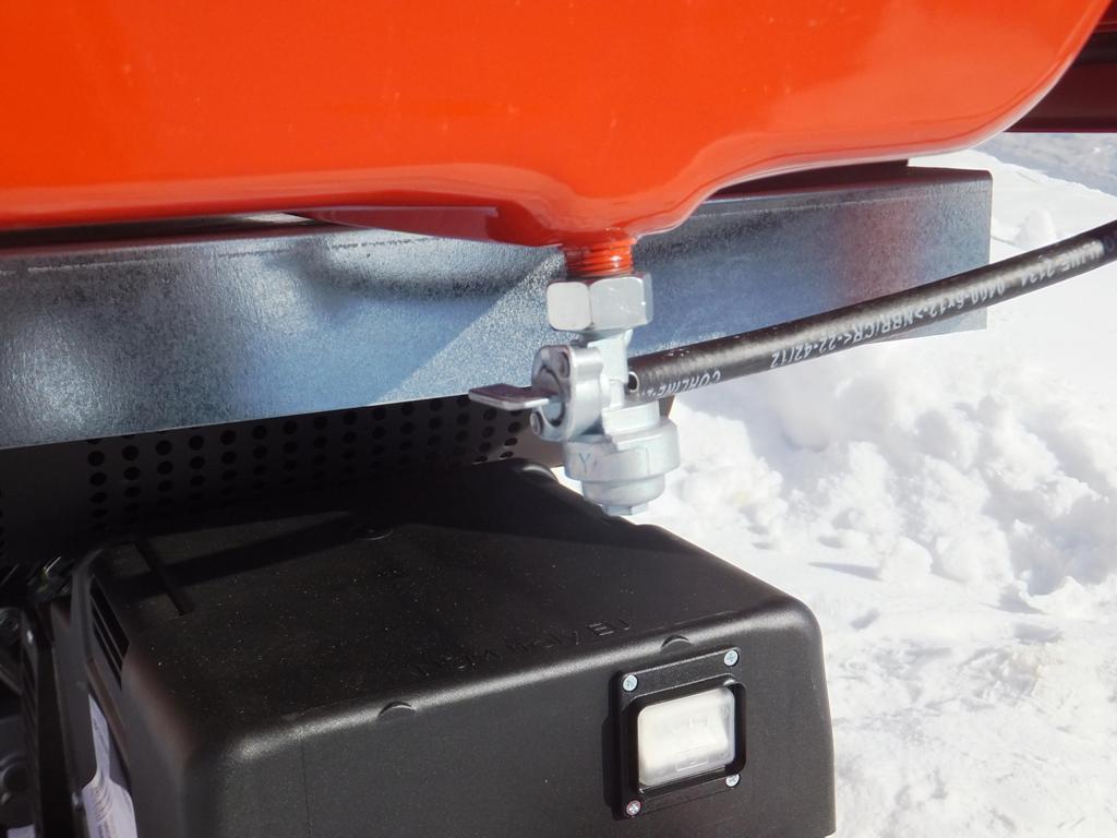 Топливный краник генератора Вепрь АБП 10 230 ВХ-БСГ9